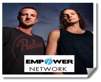 David Wood y David Sharpe empower network